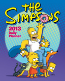 Simpsons - 2013 Daily Planner Calendars