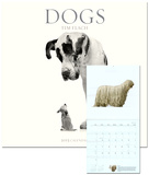 Dogs - 2013 Wall Calendar Calendars