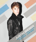 Justin Bieber - 2013 Hard Cover Academic Planner Calendars