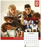 1D - 2013 Wall Calendar Calendars