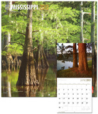 Mississippi, Wild &amp; Scenic - 2013 Wall Calendar Calendars