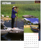 Vietnam - 2013 Wall Calendar Calendars