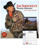 Jim Shockey: Big Game Hunting - 2013 Wall Calendar Calendars