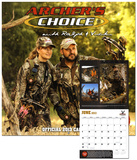 Ralph &amp; Vicki Cianciarulo: Archers Choice - 2013 Wall Calendar Calendars