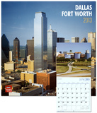 Dallas/Ft. Worth - 2013 Wall Calendar Calendars