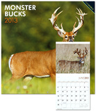 Monster Bucks - 2013 Wall Calendar Calendars