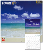 Beaches - 2013 Wall Calendar Calendars