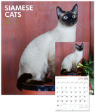 Siamese Cats - 2013 Wall Calendar Calendars