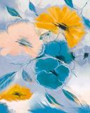 Saffron I Prints by Marilyn Robertson