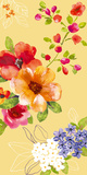 Fusion Flowers II Prints by Sandra Jacobs