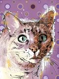 Poppet Cat I Prints by Ken Hurd