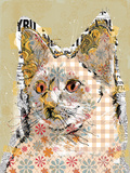 Poppet Cat II Poster by Ken Hurd