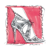 Catwalk Heels III Prints by Jane Hartley
