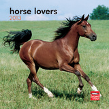 Horse Lovers - 2013 Mini Calendar Calendars
