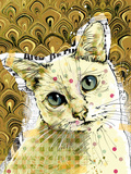 Poppet Cat III Prints by Ken Hurd