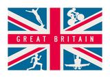 Sporting Britain I Print