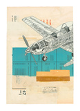 Fuselage Poster by Kareem Rizk