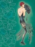 Katherine Print by Marilyn Robertson