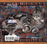 Ivory Cats - 2013 Pocket Planner Calendars