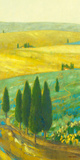 Tuscan Landscape I Posters by Hazel Barker