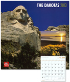 Dakotas, The - 2013 Wall Calendar Calendars