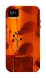 Sun Kissed Silhouette IV iPhone 4/4S Case by Vision Studio