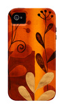 Sun Kissed Silhouette V iPhone 4/4S Case by Vision Studio
