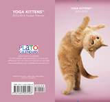 Yoga Kittens - 2013 Pocket Planner Calendars