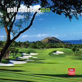 Golf Courses - 2013 Mini Calendar Calendars