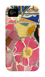Mosaic Fragments III iPhone 4/4S Case by  Vision Studio