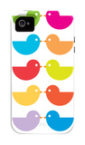 Rainbow Kiss iPhone 4/4S Case by  Avalisa