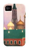View of the Kremlin in Moscow iPhone 4/4S Case by Félix Vallotton