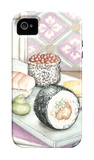 Sunakku I iPhone 4/4S Case by Megan Meagher