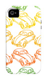 Multi Bug iPhone 4/4S Case by  Avalisa
