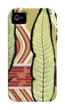 Go Go Leaves III iPhone 4/4S Case by Kris Taylor