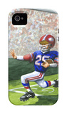 Touchdown iPhone 4/4S Case by Jay Throckmorton
