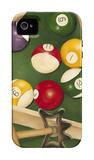 Rack'em Up II iPhone 4/4S Case by Jennifer Goldberger