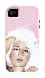 More Headaches iPhone 4/4S Case por Charmaine Olivia