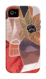 Flowers on the Table iPhone 4/4S Case by Juan Gris