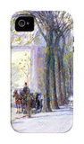 Washington Triumphal Arch in Spring iPhone 4/4S Case by Childe Hassam