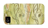 Floral Whimsey I iPhone 4/4S Case by Jennifer Goldberger