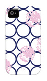 Pink Rose iPhone 4/4S Case by  Avalisa
