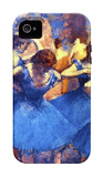 Ballerine iPhone 4/4S Case by Edgar Degas