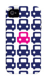 Pink Parking Lot iPhone 4/4S Case by  Avalisa