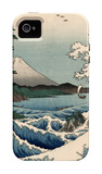 View from Satta Suruga iPhone 4/4S Case by Ando Hiroshige