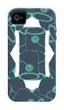 Blue Paint Collection iPhone 4/4S Case by  Avalisa