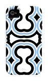 Blue Design, no. 10 iPhone 4/4S Case by  Avalisa