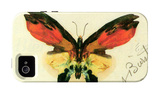 Butterfly iPhone 4/4S Case por Albert Bierstadt