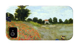 Poppies iPhone 4/4S Case by Claude Monet