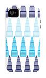 Blue Skyline iPhone 4/4S Case by  Avalisa